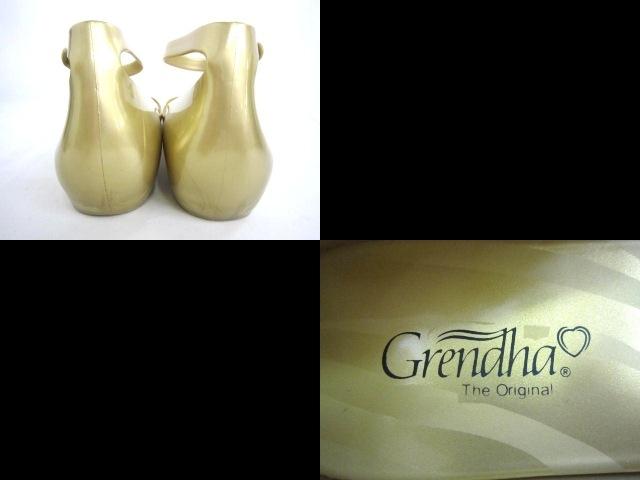 grendha(グレンダ)のサンダル