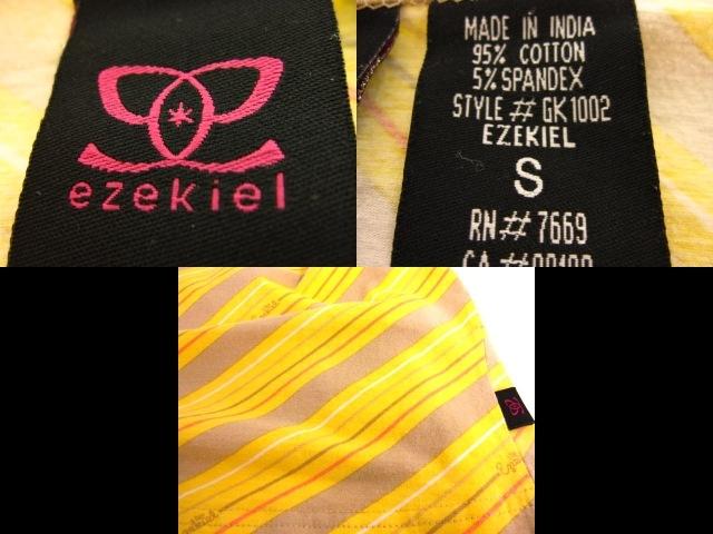 EZEKIEL(エゼキエル)のTシャツ
