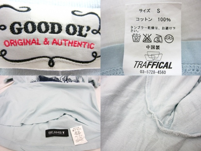GOOD OL'(グッドオル)のTシャツ