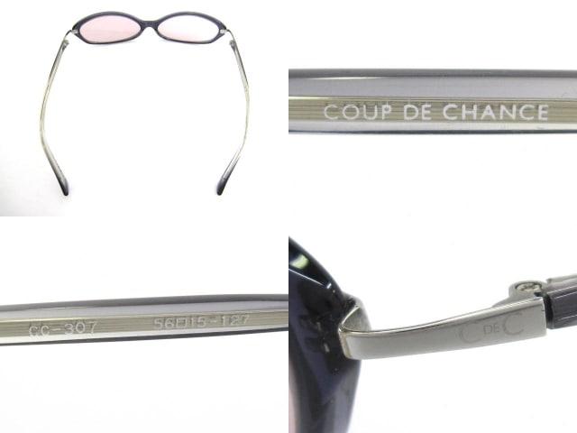 CdeC COUP DE CHANCE(クードシャンス)のサングラス