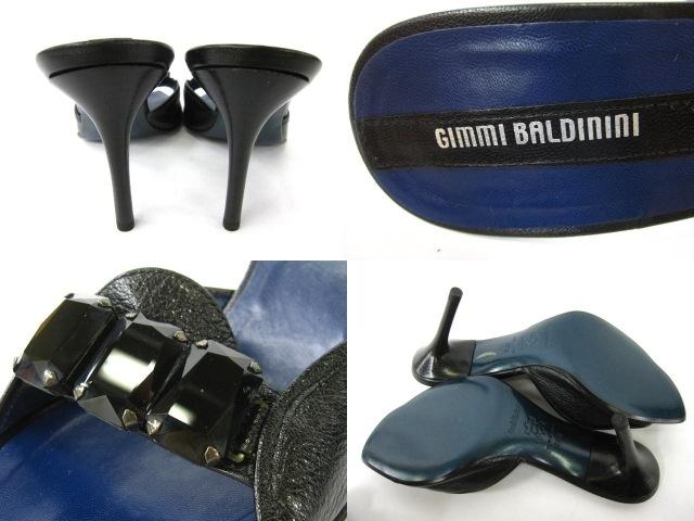 GIMMI BALDININI(ジミーバルディニーニ)のサンダル