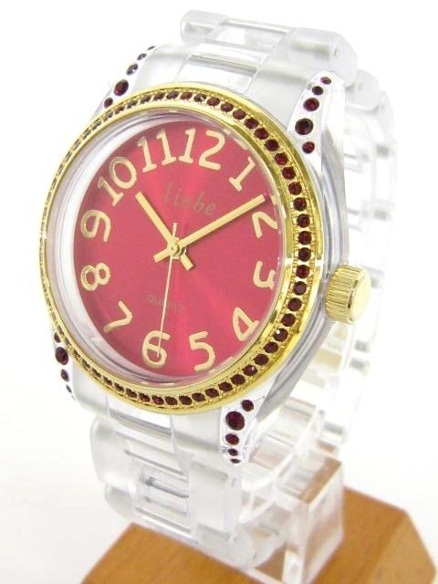 liebe(リエベ)の腕時計