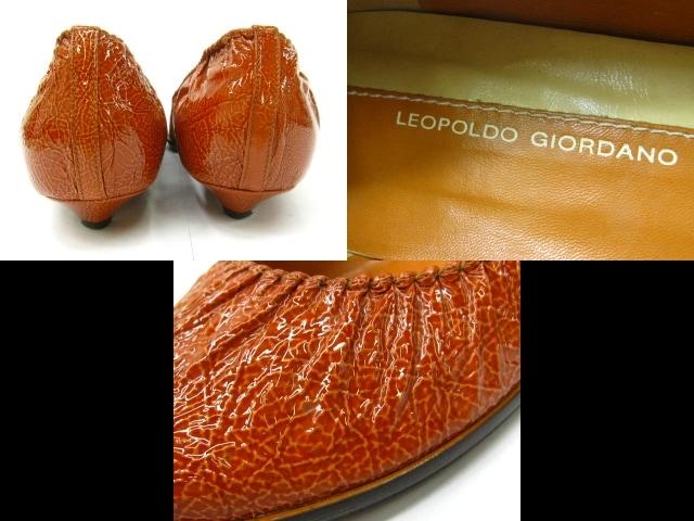 LEOPOLDO GIORDANO(レオポルドジョルダーノ)のシューズ