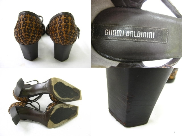 GIMMI BALDININI(ジミーバルディニーニ)のパンプス
