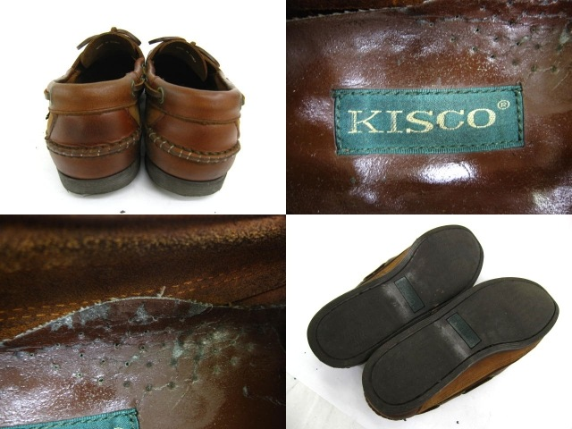 KISCO(キスコ)のシューズ