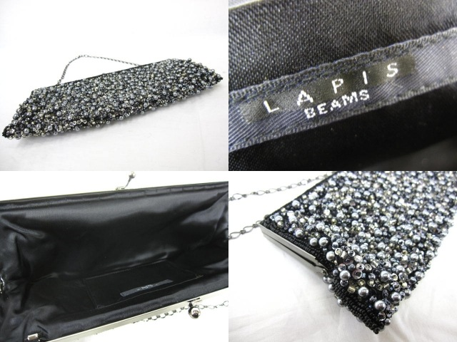 LAPISBEAMS(ラピスビームス)のクラッチバッグ