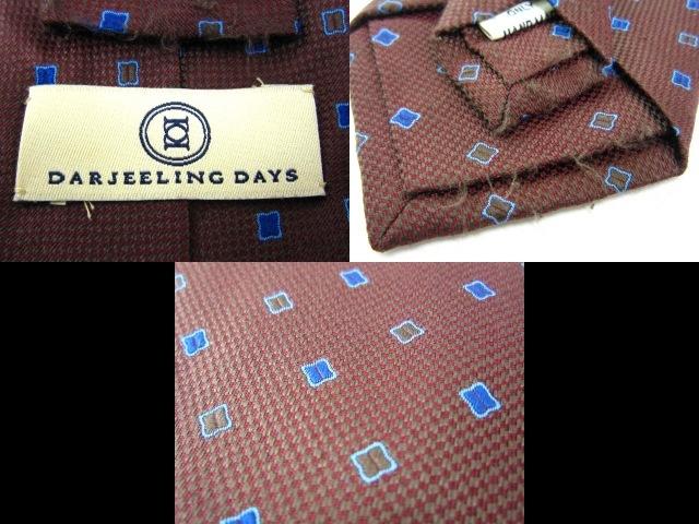 DARJEELING DAYS(ダージリンデイズ)のネクタイ