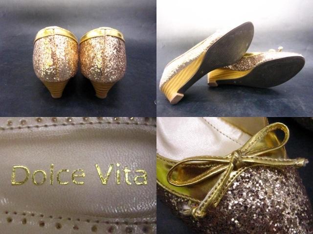 Dolce Vita(ドルチェヴィータ)のパンプス