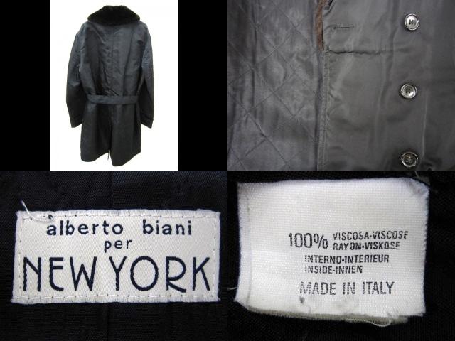 alberto biani(アルベルトビアーニ)のコート