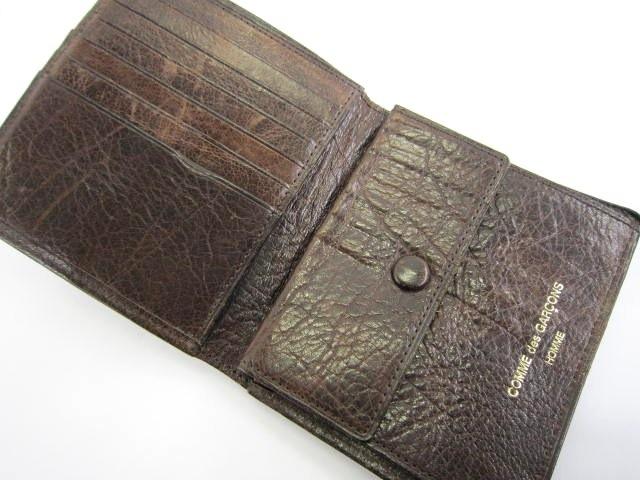 COMMEdesGARCONS HOMME(コムデギャルソンオム)の2つ折り財布