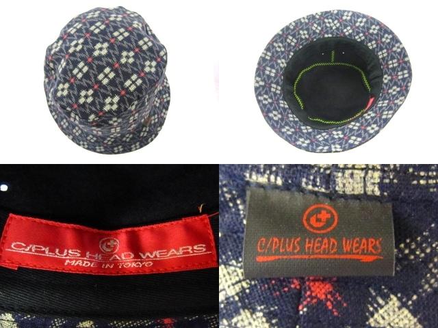 C-PLUS HEAD WEAR(シープラスヘッドウェアー)の帽子