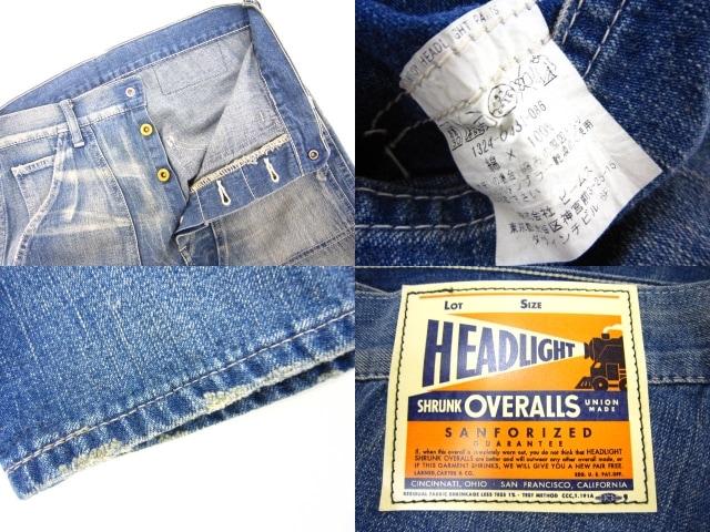 HEAD LIGHT(ヘッドライト)のジーンズ