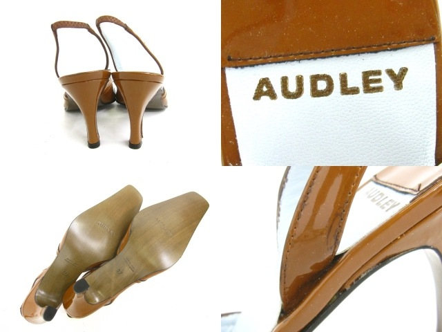 AUDLEY(オードリー)のパンプス