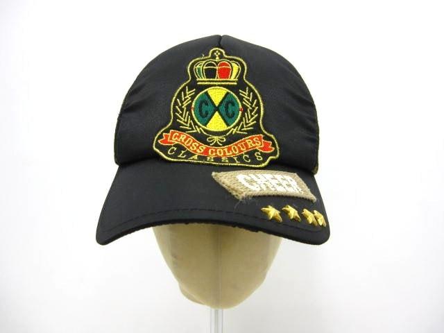 CROSS COLOURS(クロスカラーズ)の帽子