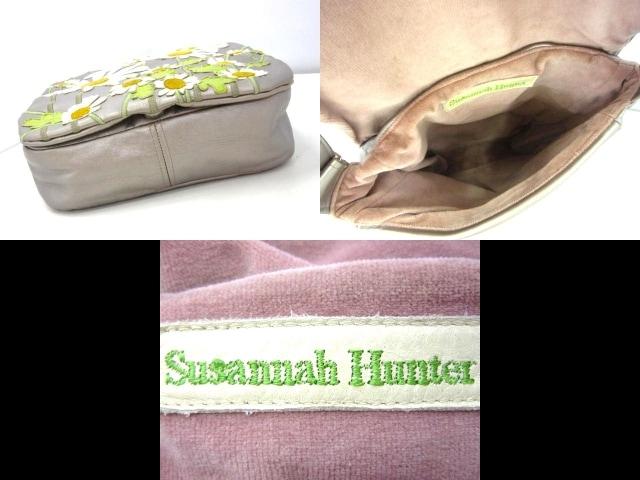 Susannah Hunter(スザンナハンター)のショルダーバッグ