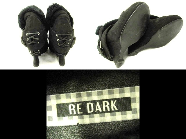 RE DARK(リダーク)のパンプス