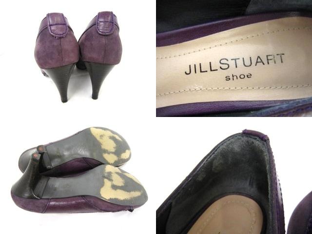 JILL STUART(ジルスチュアート)のパンプス