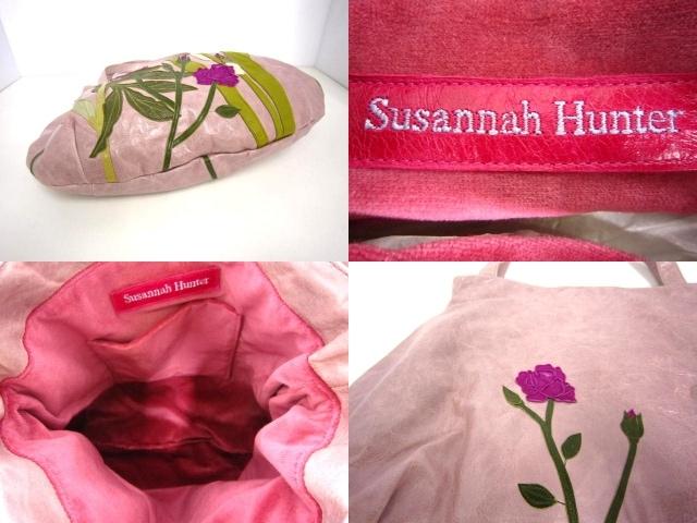 Susannah Hunter(スザンナハンター)のトートバッグ