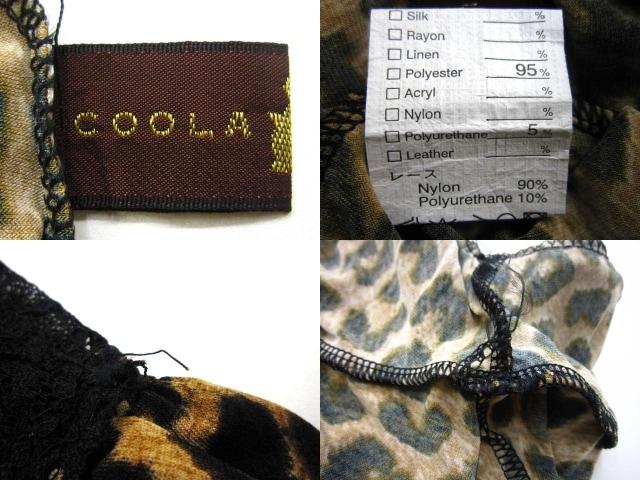COOLA COLOGNE(クーラーコロン)のカットソー