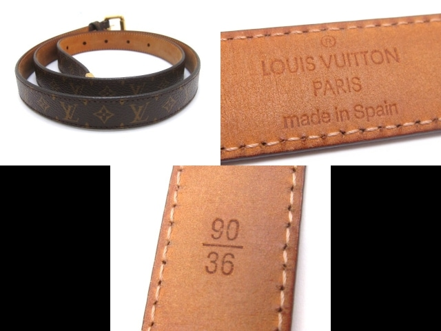 LOUIS VUITTON(ルイヴィトン)のサンチュール