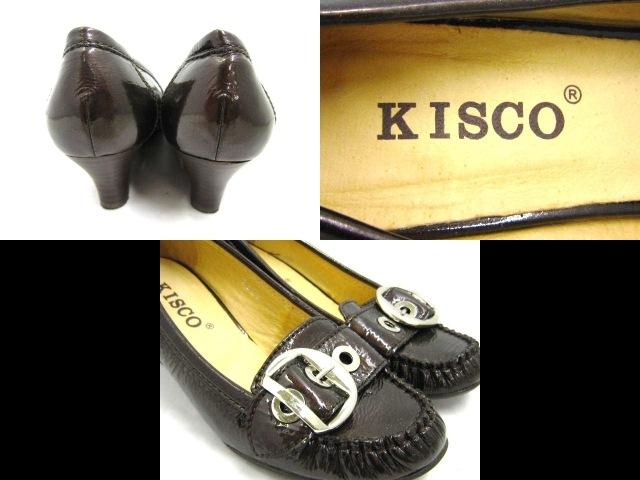 KISCO(キスコ)のパンプス