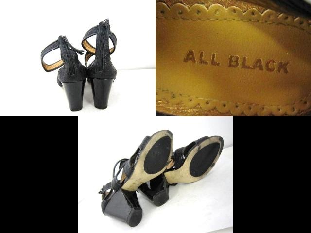 ALL BLACK(オールブラック)のパンプス
