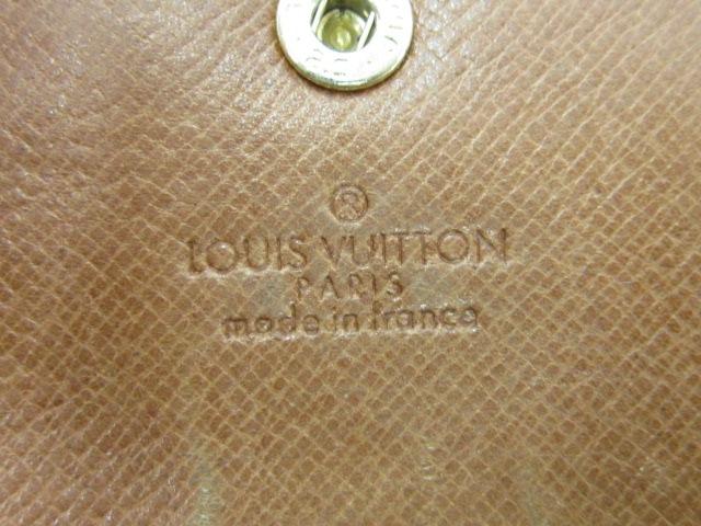 LOUIS VUITTON(ルイヴィトン)のポシェット・ポルト モネ クレディ