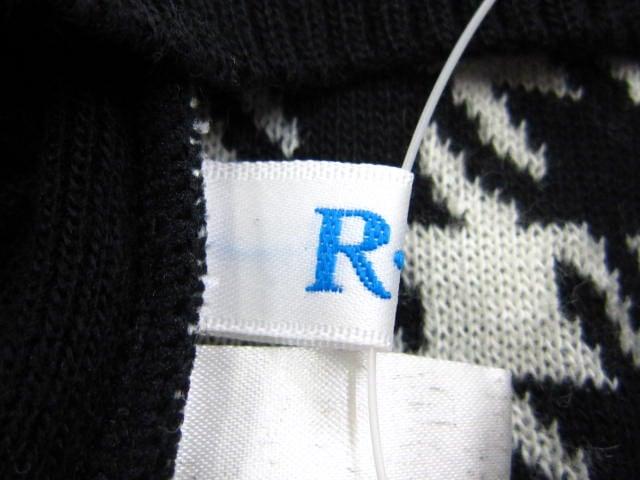 R・F(アール・エフ)のセーター