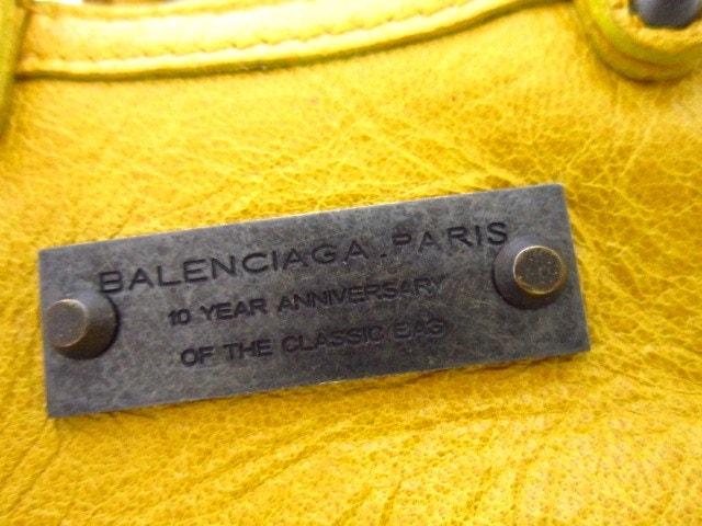 new style 60fec 9c63b BALENCIAGA(バレンシアガ)/10周年記念ミニファースト ...