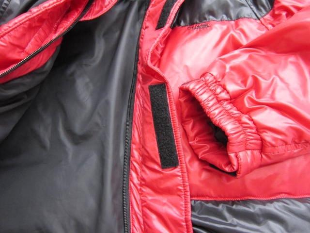 URSUS BAPE(アーサスベイプ)のダウンジャケット