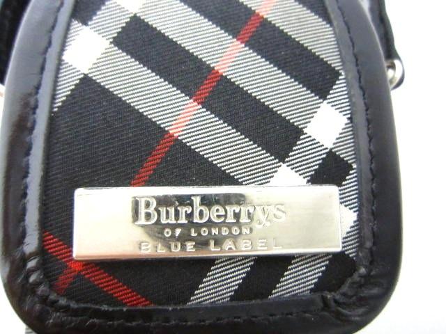Burberry Blue Label(バーバリーブルーレーベル)の小物入れ