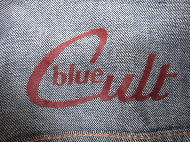BLUE CULT(ブルーカルト)のブルゾン