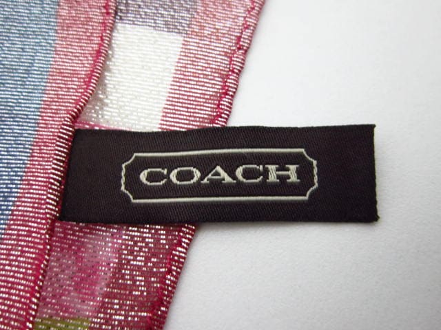 COACH(コーチ)のパッチワークシグネチャー