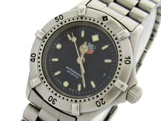 new arrival fff47 4e981 TAG Heuer(タグホイヤー)/プロフェッショナル200/腕時計/型番 ...