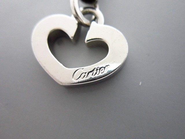 Cartier(カルティエ)のCハート