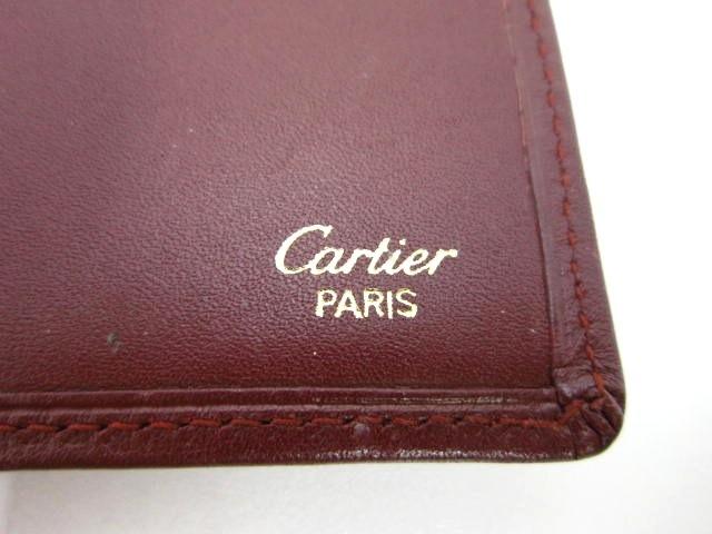 Cartier(カルティエ)のマストライン