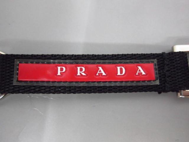 PRADA SPORT(プラダスポーツ)のキーホルダー(チャーム)