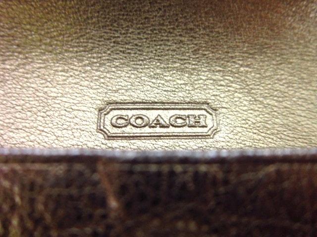 COACH(コーチ)のシグネチャー柄