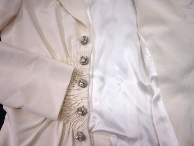 ChristianDior(クリスチャンディオール)のスカートスーツ