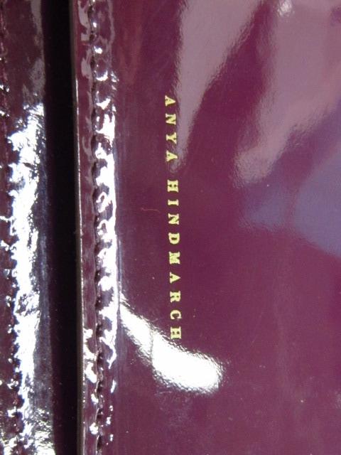 Anya Hindmarch(アニヤハインドマーチ)のパスケース