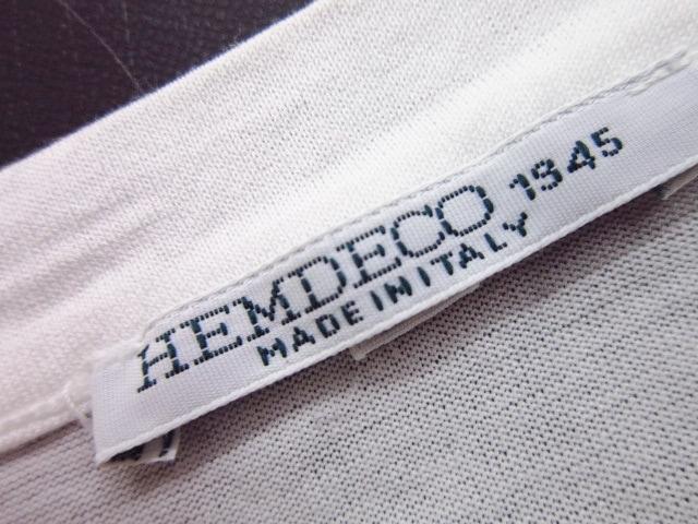 HEMDECO(エムデコ)のカーディガン