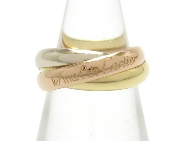 Cartier(カルティエ)のトリニティ