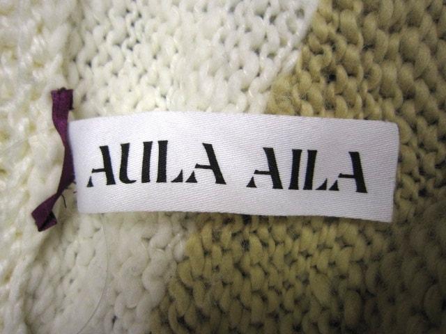 AULAAILA(アウラアイラ)のポンチョ