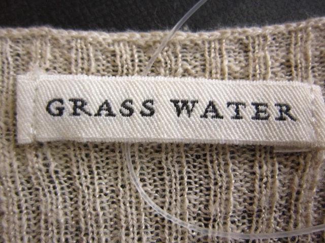 GRASS WATER(グラスウォーター)のワンピース
