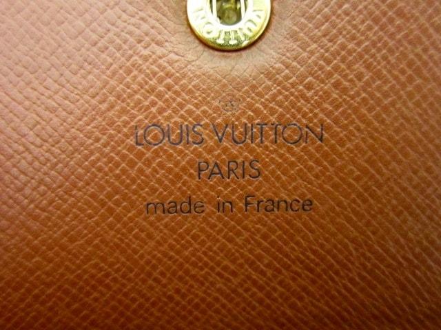 LOUIS VUITTON(ルイヴィトン)のポルト トレゾー・エテュイ パピエ