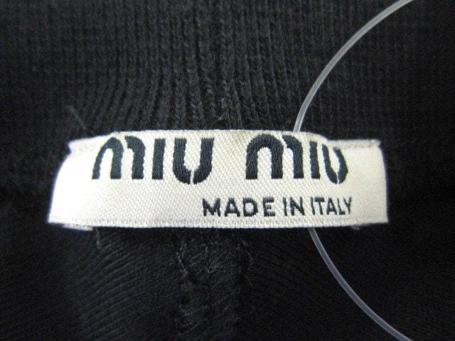 miumiu(ミュウミュウ)のトレーナー