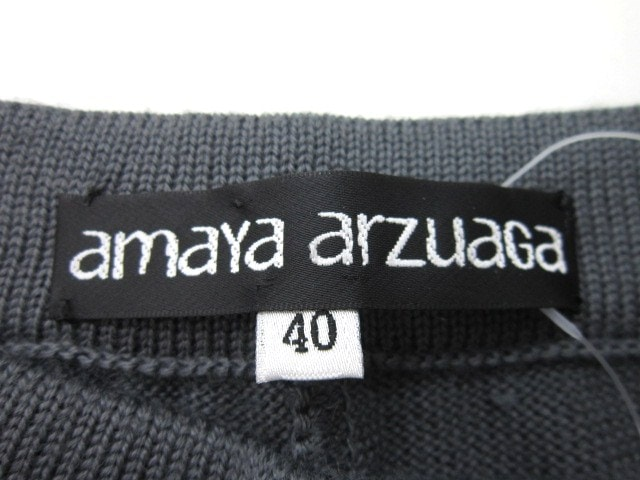 amayaarzuaga(アマヤアルズアーガ)のパンツ