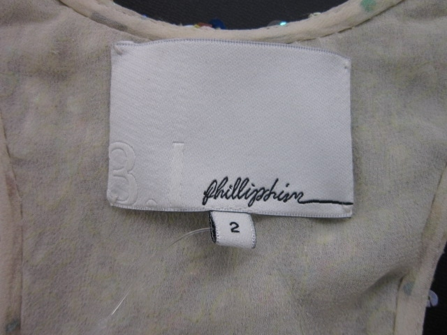 3.1 Phillip lim(スリーワンフィリップリム)のタンクトップ