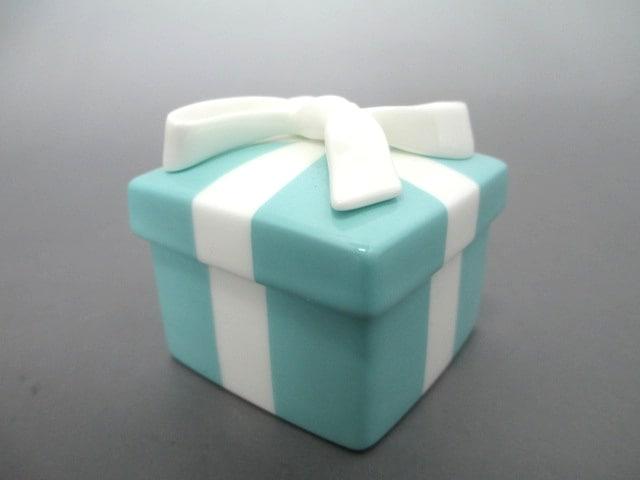 TIFFANY&Co.(ティファニー)のミニブルーボウボックス