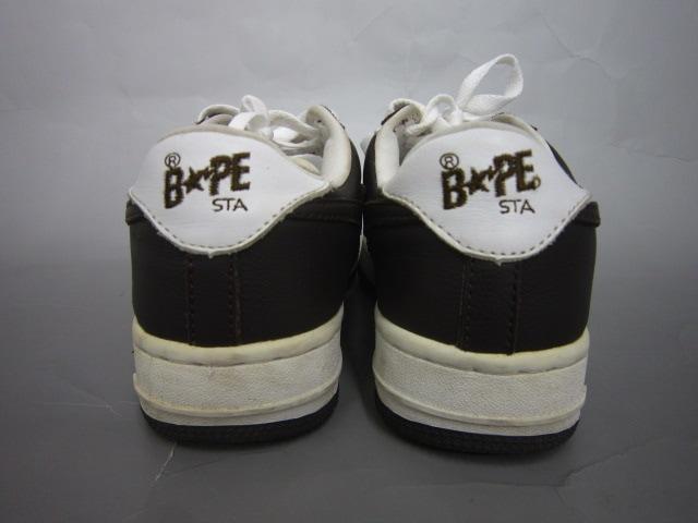 BAPE(ベイプ)のスニーカー